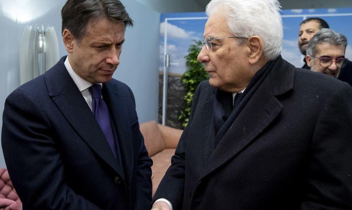 Il Dpcm firmato nella notte dopo una trattativa con Mattarella