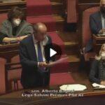 Bagnai VS Conte: Lei è un ostacolo alla ripresa economica e all'incolumità fisica degli italiani