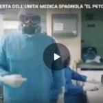 """CLAMOROSA SCOPERTA DELL' UNITA' MEDICA SPAGNOLA """"EL PETO"""" DEL DIPARTIMENTO DI CHIRURGIA DI """"ALZANDO L' ANCA"""""""