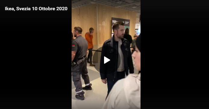 Ikea, Svezia 10 Ottobre 2020