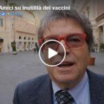"""TAR da ragione al Dott. Amici """"Vaccinazione antiinfluenzale è totalmente inutile e dannosa"""""""