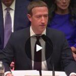 Mark Zuckerberg e la politica di censura di Facebook