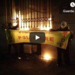Scontri a Parigi, manifestanti danno fuoco alla Banque de France