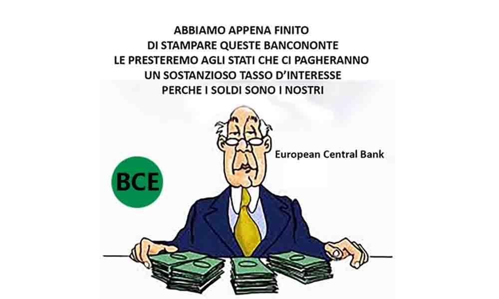 BCE: BANCA CENTRALE EUROPEA