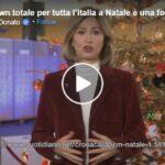 Il lockdown totale per tutta l'Italia a Natale è una follia