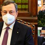 Risultati voto M5s su Rousseau: vince il Sì al governo Draghi. Di Battista lascia il movimento