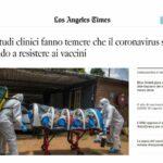 Nuovi studi clinici fanno temere che il coronavirus stia imparando a resistere ai vaccini