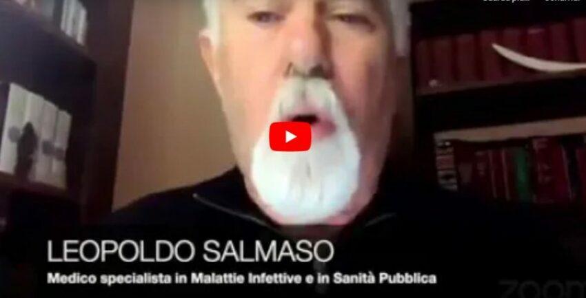Prof. Salmaso, Specialista in malattie infettive: Le varianti causate dai vaccini