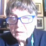 Silvana De Mari: Gli inglesi vaccinati usano tutti la mascherina perché il vaccino non li ha immunizzati.