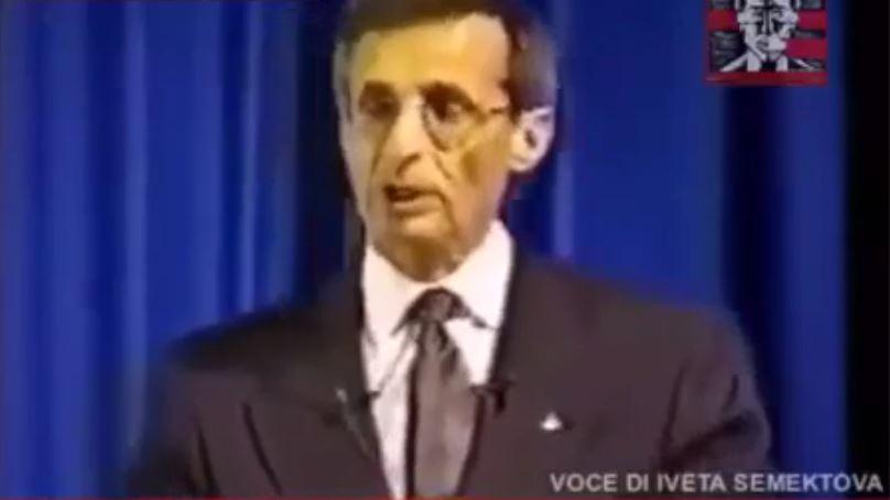 Dott. Pierre Gilbert nel 1995 descrive il piano del Nuovo Ordine Mondiale