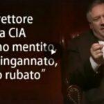 """Mike Pompeo ammette: """"Quando ero capo della CIA. Abbiamo mentito, abbiamo imbrogliato, abbiamo rubato."""
