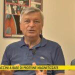 Dott. Stefano Montanari: Prova a dare una spiegazione allo strano magnetismo nel braccio dei vaccinati