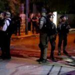 A Sheikh Jarrah (Gerusalemme) nuova ondata di violenza causata da israeliani per sfrattare famiglie palestinesi