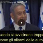 """Israele:  """"Ogni persona e ogni bambino avrà un chip, come gli allarmi delle auto"""""""