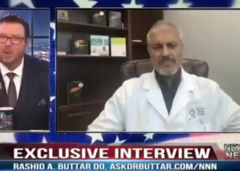 """Dottor Rashid Buttar, è ora di dire la verità: """"tutti i morti saranno causati dai vaccini anti-covid-19"""""""