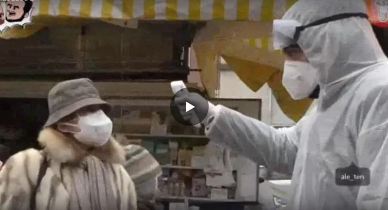 Signora fermata in strada sta per farsi vaccinare quando…