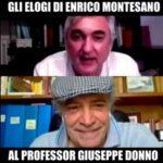 """Montesano a De Donno:  """"Il plasma ha 3 difetti: costa poco funziona benissimo e non rende miliardario nessuno"""""""