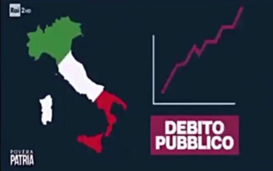 Quando sulla RAI spiegarono il Signoraggio Bancario e la verità sul debito pubblico