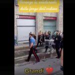 Green Pass, Firenze : solidarietà delle forze dell'ordine
