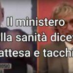 """Paolo Brosio sbrocca a Zona Bianca """"Quando la gente stava male a casa nessuno andava a curarle"""""""