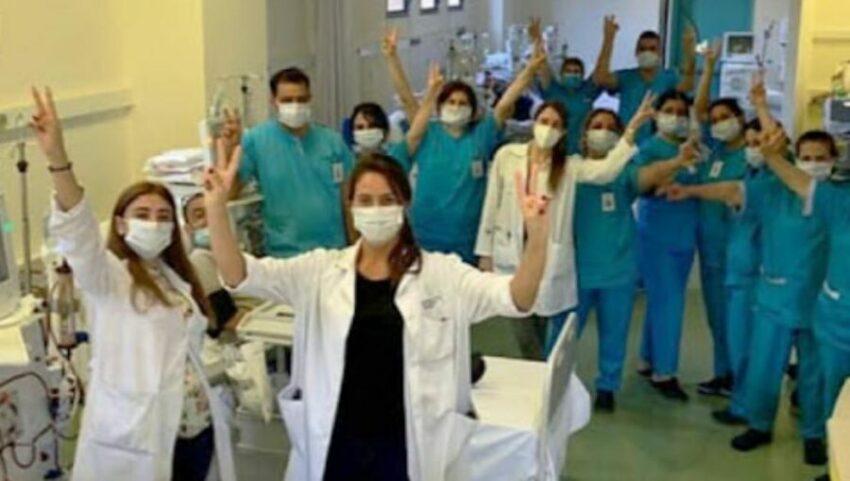 Macron dissolutezza: gli operatori sanitari libanesi per sostituire i francesi non vaccinati!