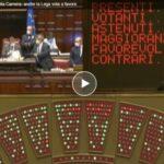 Green Pass, decreto approvato alla Camera: anche la Lega vota a favore