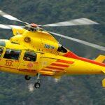 I soccorritori senza Green Pass, l'elicottero li lascia a terra  e arrivano con un mezzo di terra dopo più di 2 ore