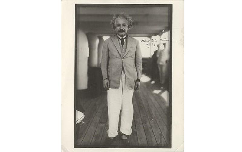 Einstein poteva diventare il presidente dello stato di Israele, ma rifiutò