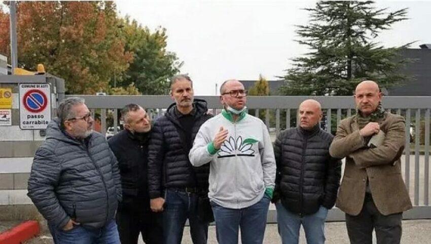 Asti, si rifiuta di controllare i Green Pass all'ingresso dell'azienda: licenziato