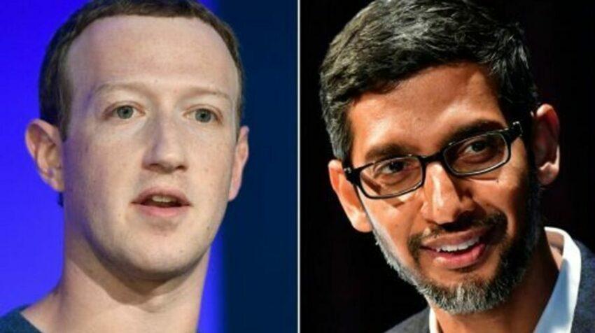 Così Google e Facebook, aggirerebbero il fisco italiano pagando tasse irrisorie nonostante il loro boom di guadagni