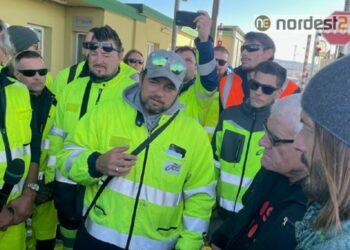 Draghi convince i Portuali di Trieste protesta revocata. Resa o vittoria? Ecco il comunicato