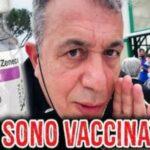 Federico Salvatore ricoverato in ospedale per un'emorragia celebrale su youtube il video di quando si è vaccinato.