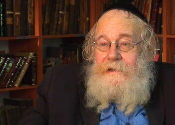 Rabbino israeliano Adin Steinsaltz: gli italiani sono stupidi e essere bugiardi fa parte della loro cultura