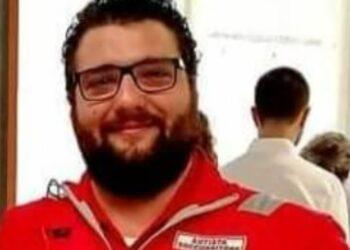 Muore improvvisamente a 36 anni, Croce Rossa in lutto per Nazareno Zanni fu tra i primi a vaccinarsi